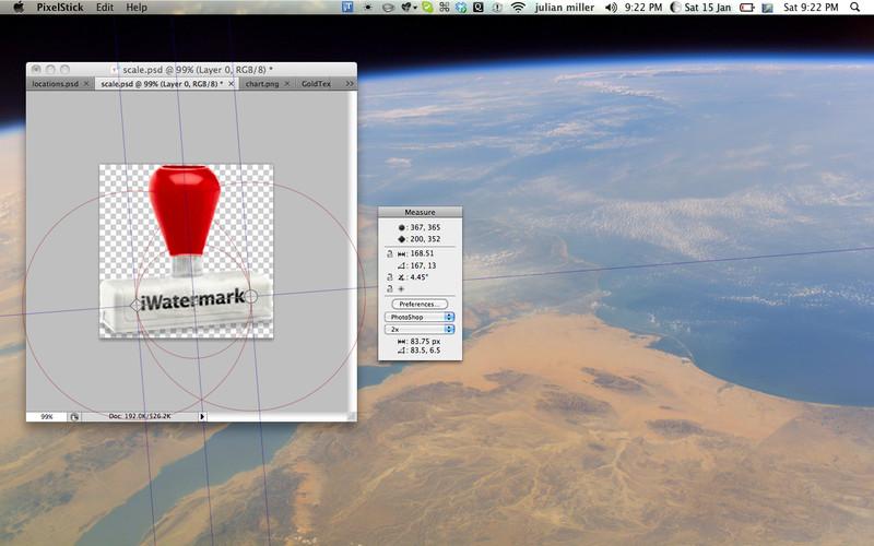 PixelStick screenshot