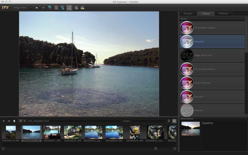 IFX-Supreme screenshot