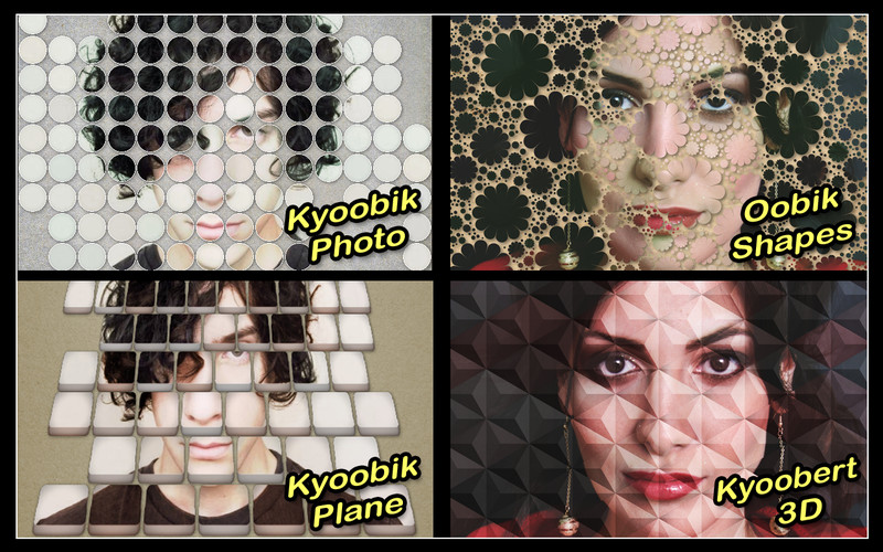 Kyoobic Photo screenshot