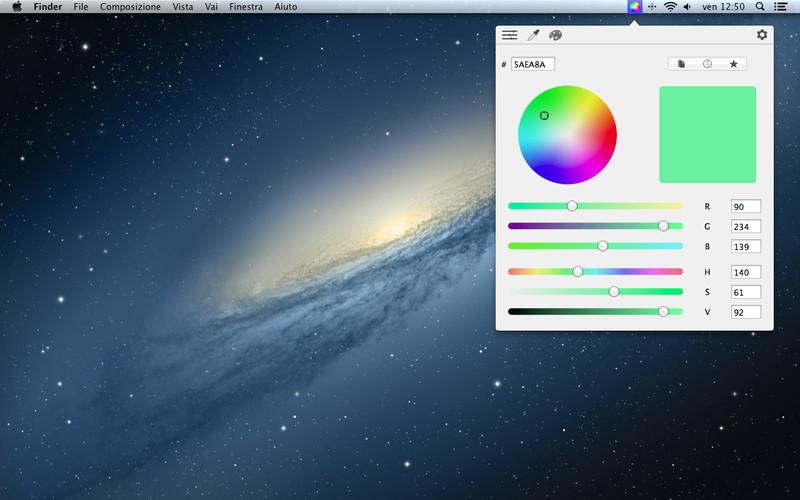 Color Maker screenshot