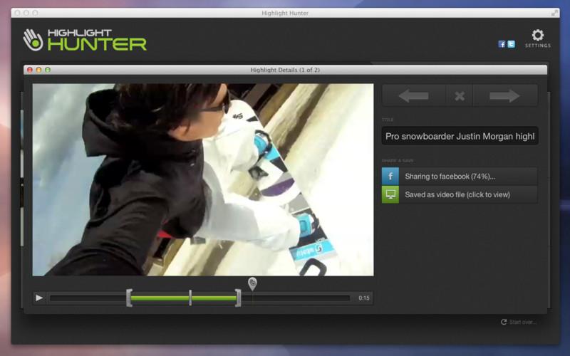 Highlight Hunter screenshot