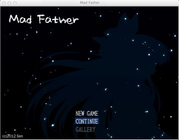Download free Mad Father for macOS