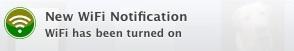 WiFi Notification