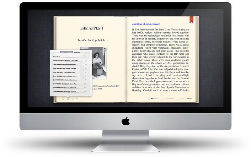 BookReader screenshot