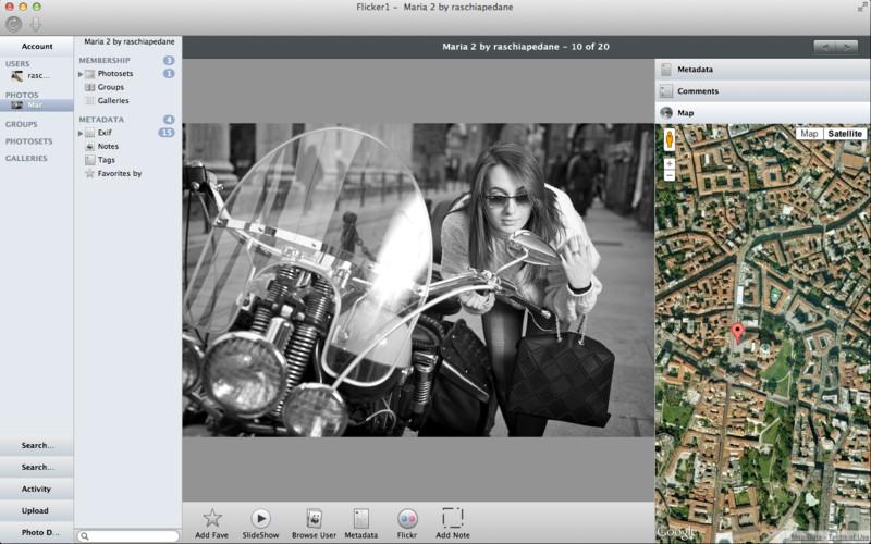F-Stop screenshot