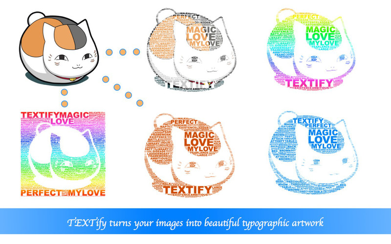 TEXTify screenshot