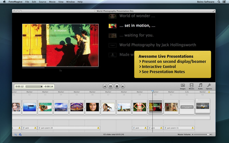 FotoMagico 4 screenshot