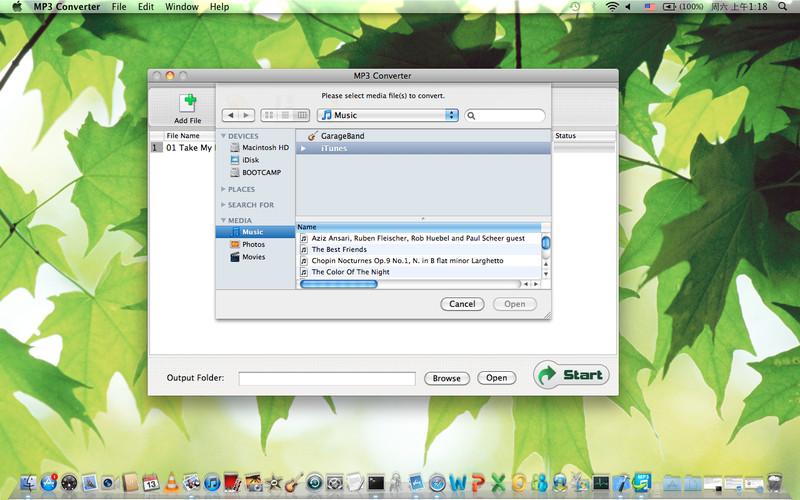 MP3 Converter screenshot