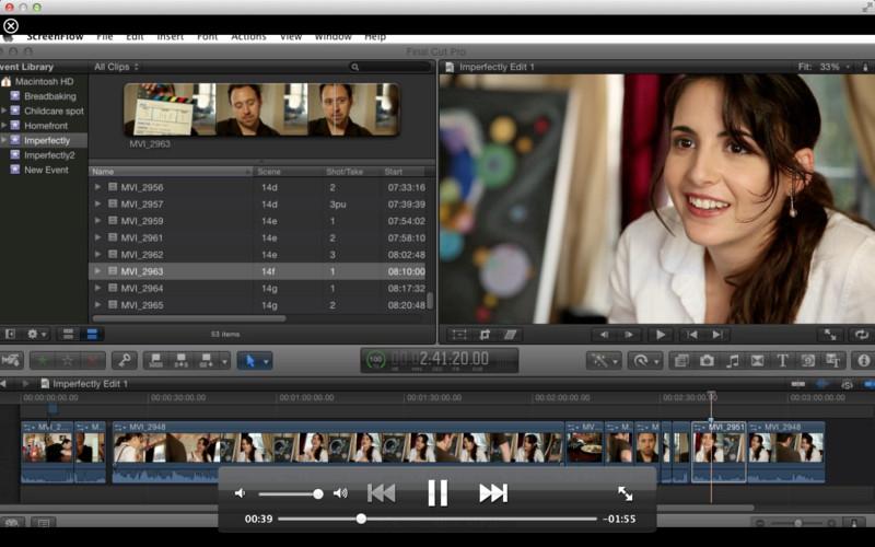 MPV's Final Cut Pro X Tutorials screenshot