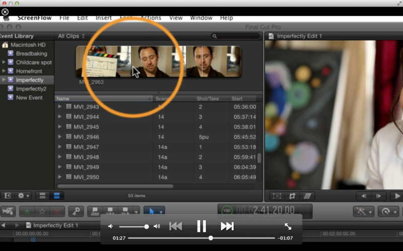 MPV's Final Cut Pro X Tutorials screenshot