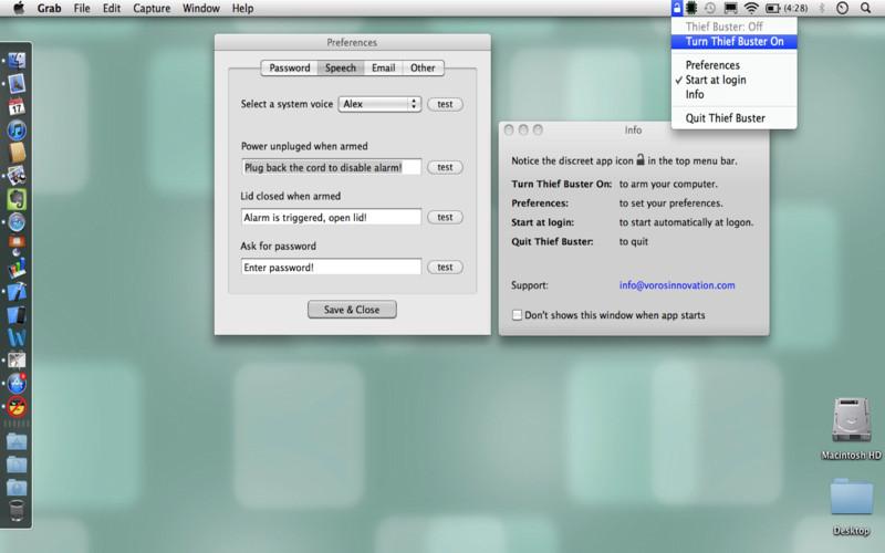 Thief Buster screenshot