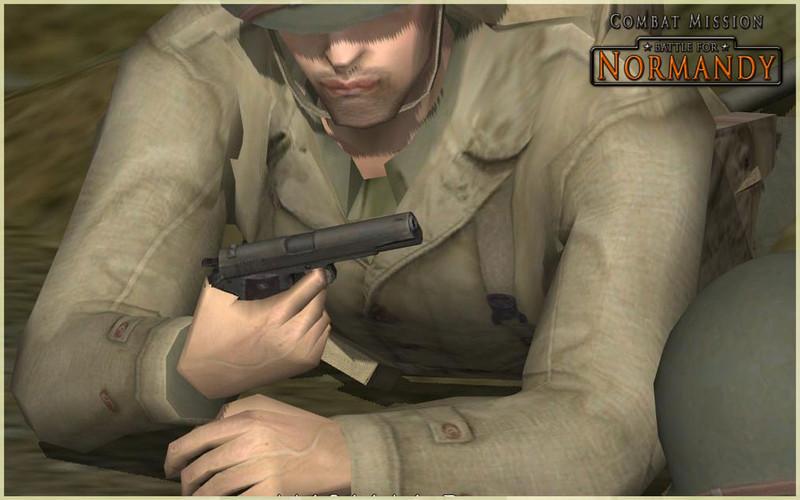 Combat Mission Battle for Normandy screenshot