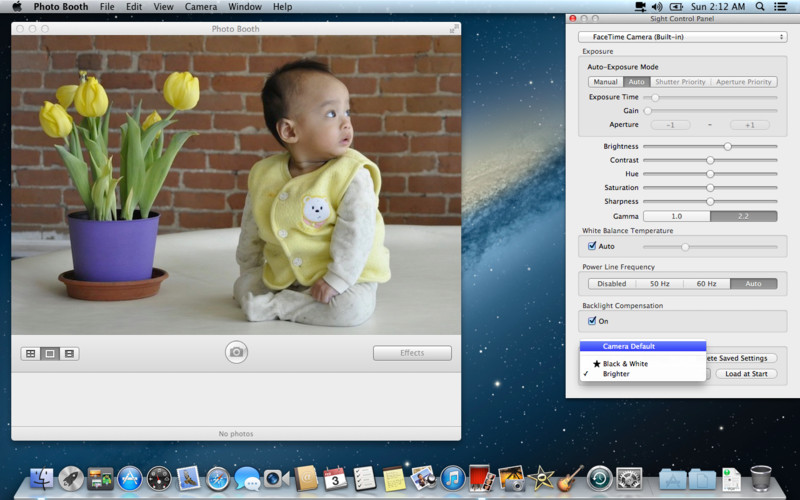Sight Control screenshot