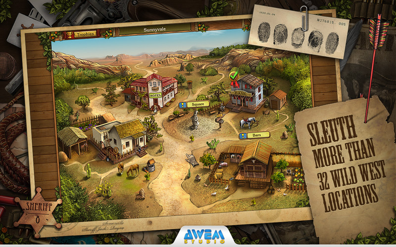 Golden Trails: The New Western Rush screenshot