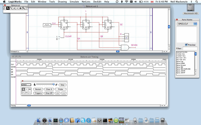 LogicWorks screenshot