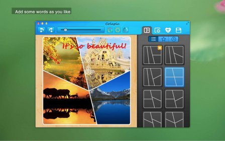 Download free Colapic 2 - A simple and elegant multiple photos