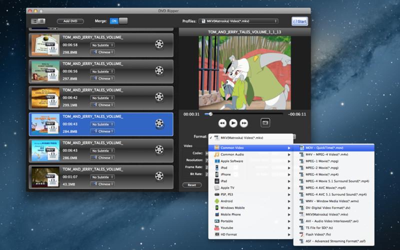 Any DVD Ripper Pro screenshot