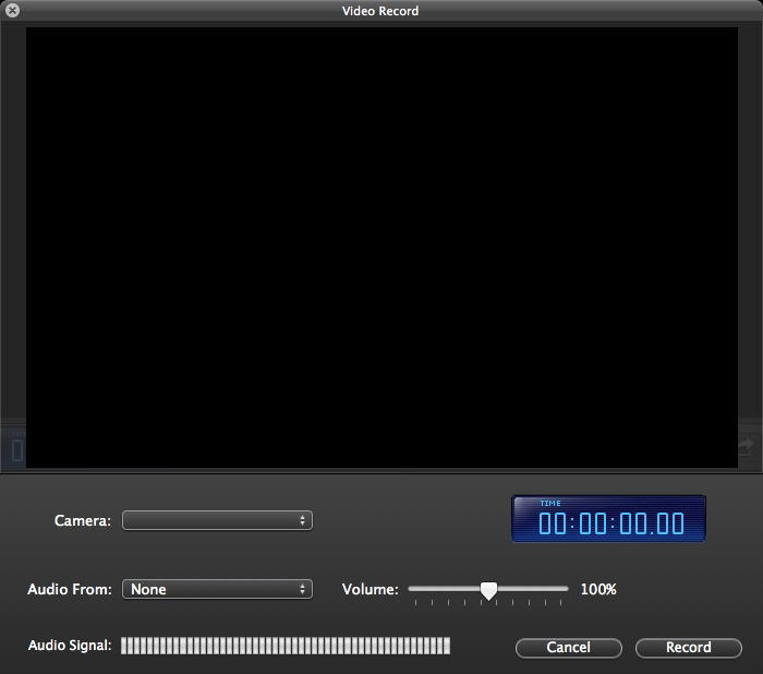 Record Video