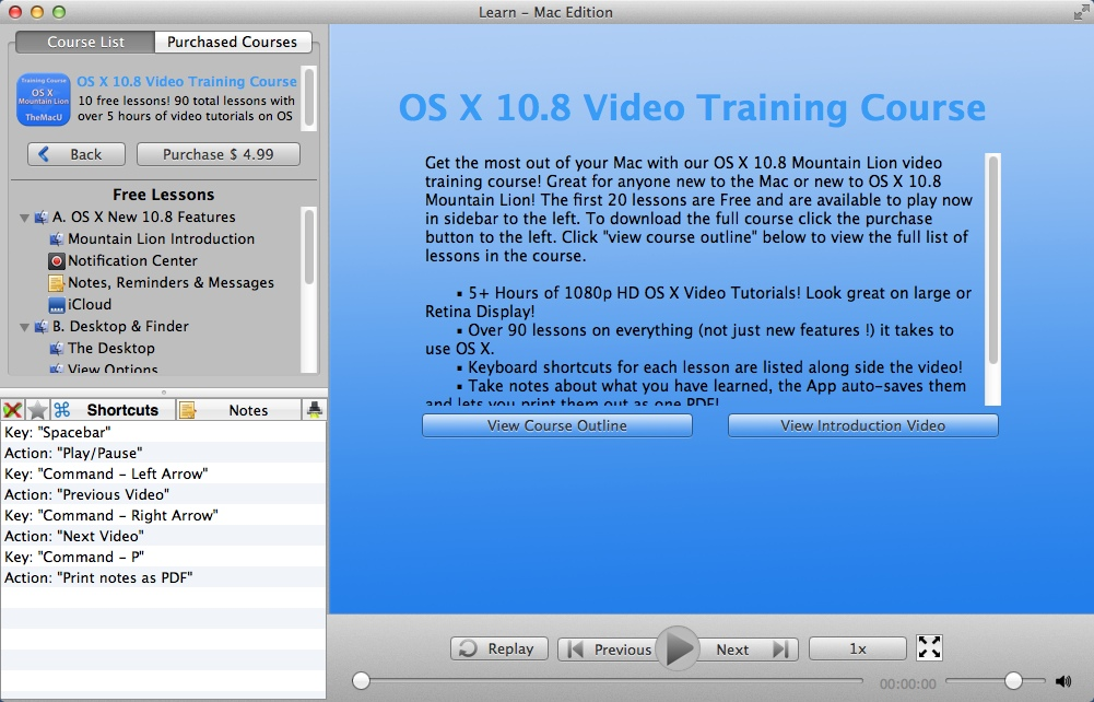 Checking Video Training Course