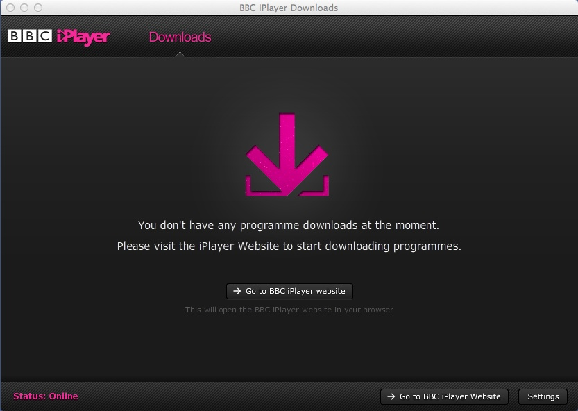 Download free BBC iPlayer Downloads for macOS