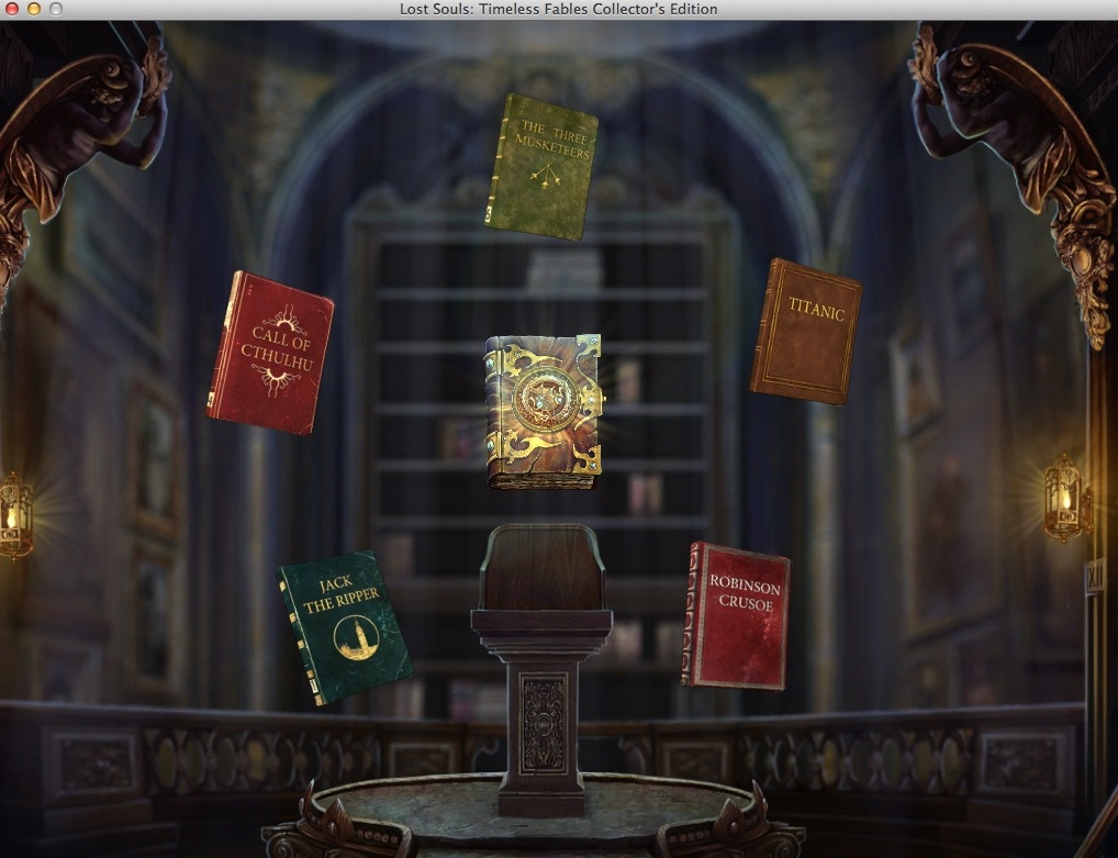 Selecting Book
