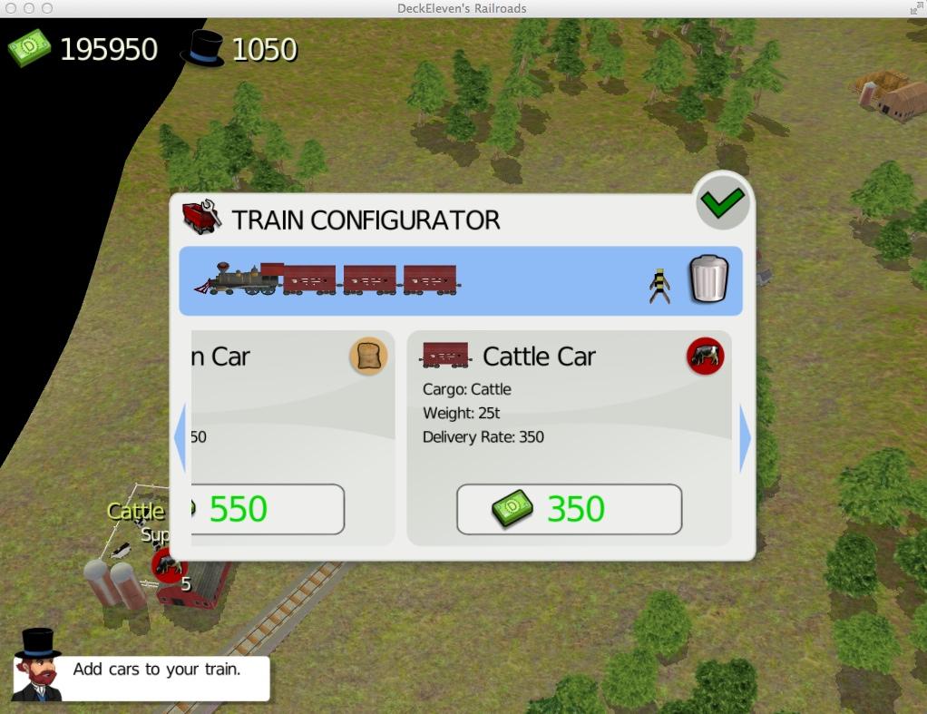 Train Configurator