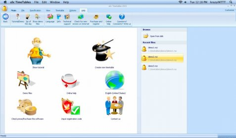 Download free aSc TimeTables for macOS