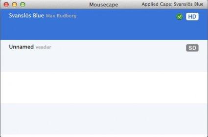Mousecape