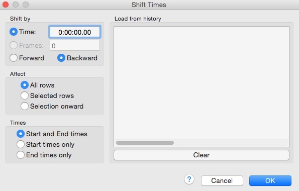 Download free Aegisub for macOS