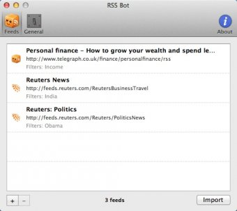 Download free RSS Bot - News Notifier for macOS