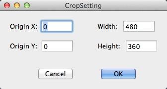 Crop Options