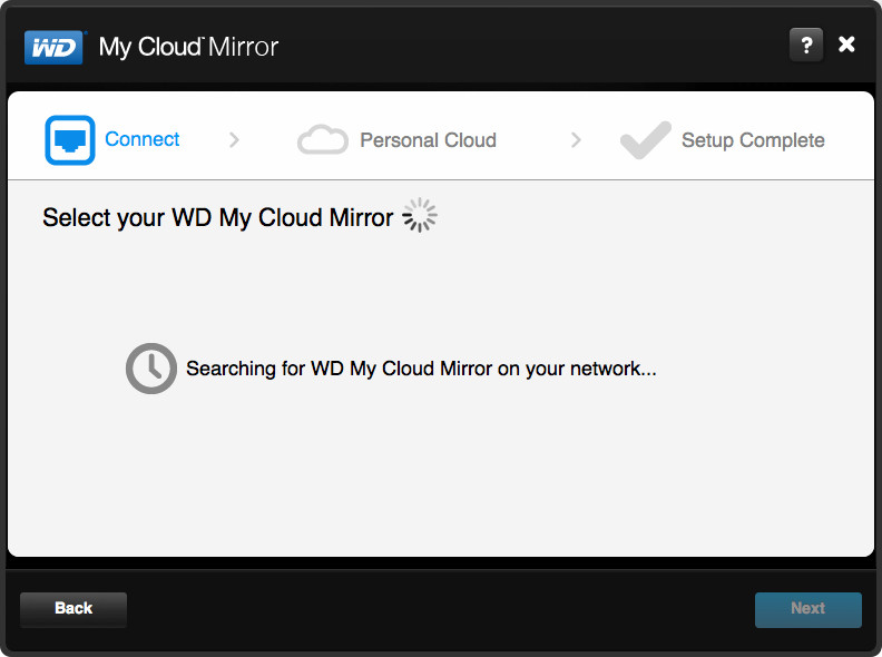 Download free WD My Cloud Mirror Setup for macOS