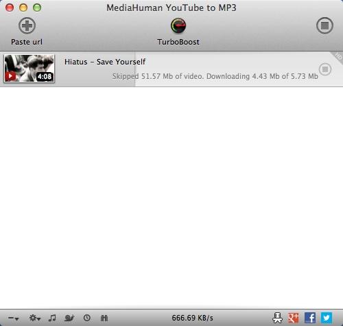 Downloading Music Video