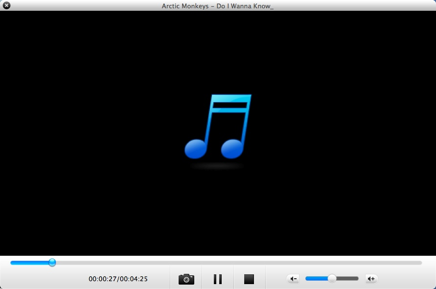 Pre-listen Input File