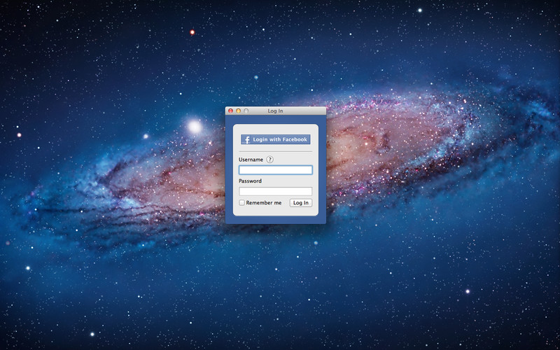 Chat for Facebook screenshot