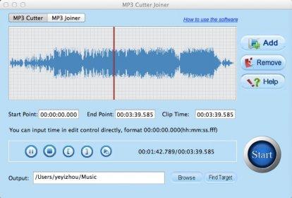 online mp3 cutter ringtone