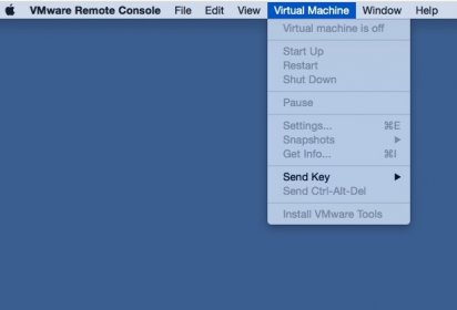 Download free VMware Remote Console for macOS