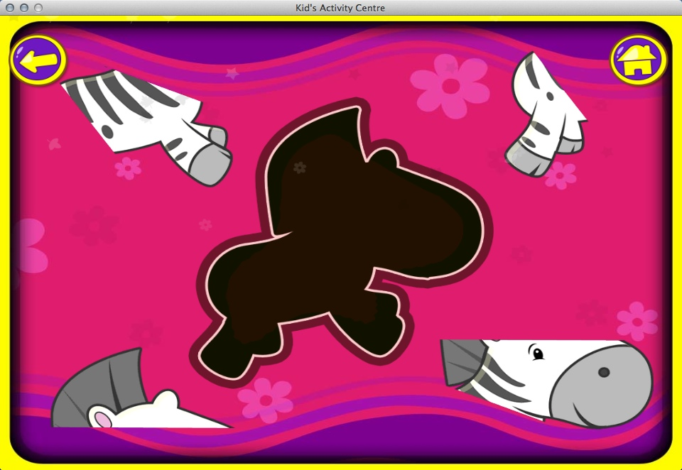 Jigsaw Game