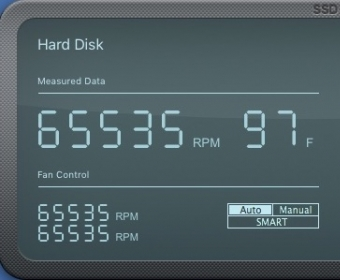 SSD Fan Control: Screenshots - Mac Informer