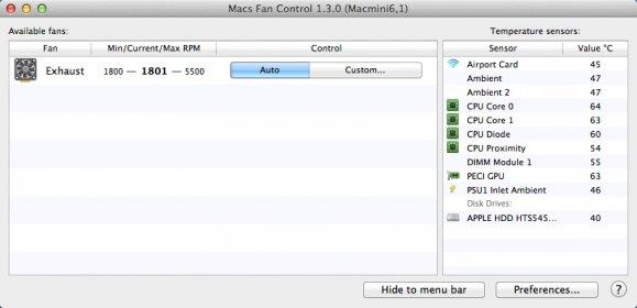 Download free Macs Fan Control for macOS