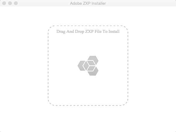 Download free ZXP Installer for macOS