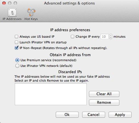 IPinator VPN 1 0 Download (Free trial)
