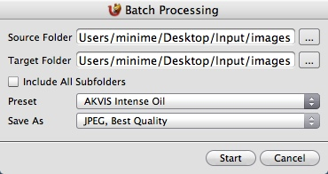 Batch Processing Tool