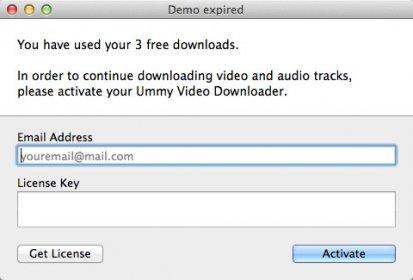 mac video downloader serial number