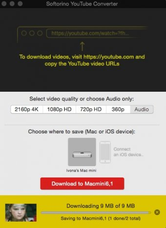 Download free Softorino YouTube Converter 1 1 for macOS