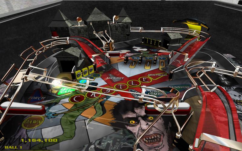 Dream Pinball 3D screenshot