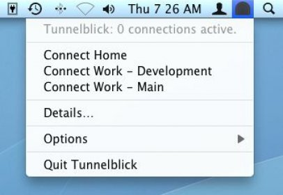 Download free Tunnelblick for macOS