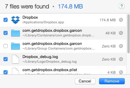 Checking App Related Files