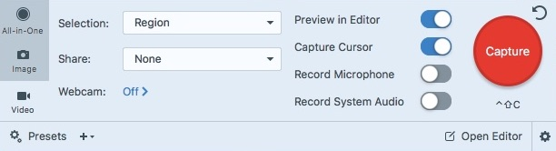 Configuring Video Recorder Settings
