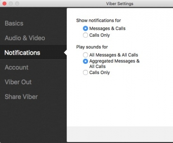 Viber: Screenshots - Mac Informer